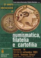 Mostra 2003