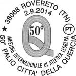 50° Meeting internazionale di atletica leggera, memorial Edo Benedetti
