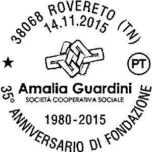 35°anniversario di fondazione cooperativa Amalia Guardini
