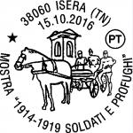 "Mostra ""Isera 1914-1919"""